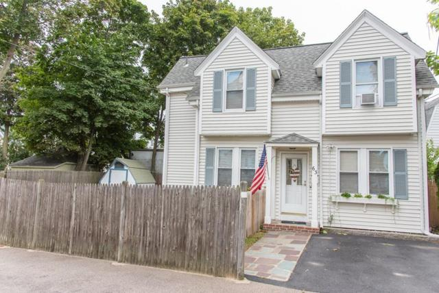 63 Independence Ave, Quincy, MA 02169 (MLS #72400962) :: Vanguard Realty