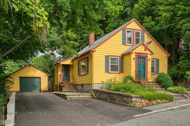 5 Yale Terrace, Lawrence, MA 01841 (MLS #72401157) :: Vanguard Realty