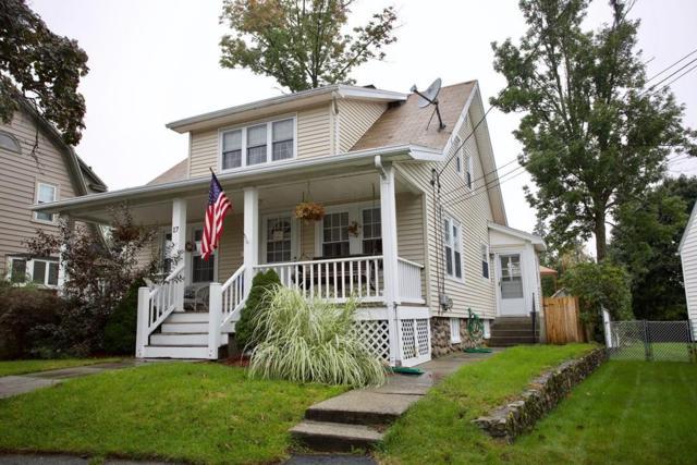 17 Bristol Street, Worcester, MA 01606 (MLS #72401218) :: Local Property Shop