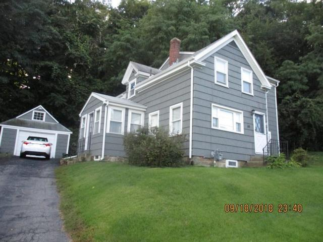 60 Linwood Street, Haverhill, MA 01830 (MLS #72401306) :: Trust Realty One