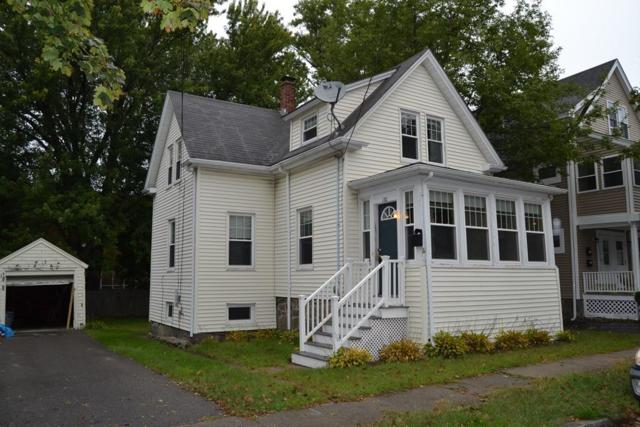 130 Willow St., Quincy, MA 02170 (MLS #72401321) :: Local Property Shop