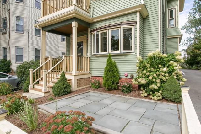 47 Fairmount Avenue #1, Somerville, MA 02144 (MLS #72401555) :: Vanguard Realty