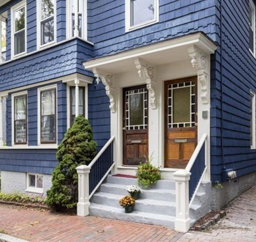 5-7 Flagg Street 5/1+5/2, Cambridge, MA 02138 (MLS #72401771) :: Local Property Shop