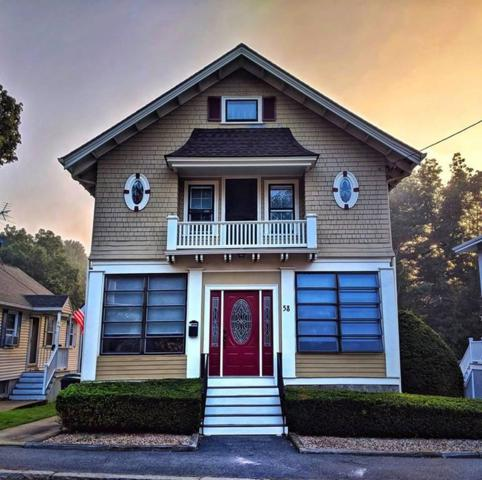 58 Appleton Street, Salem, MA 01970 (MLS #72401831) :: The Muncey Group