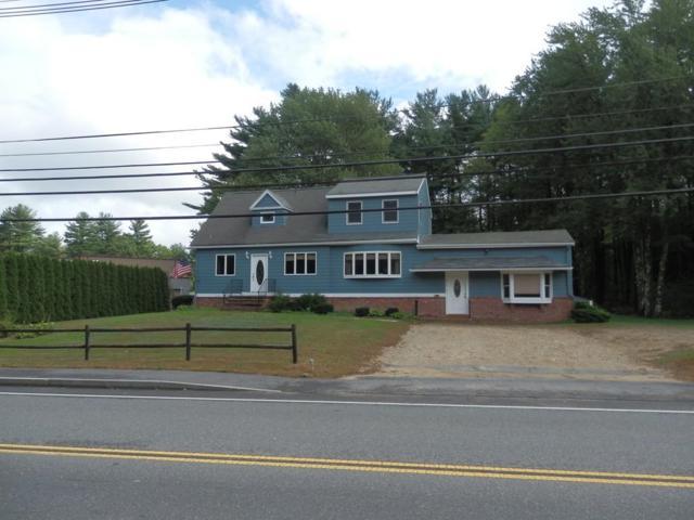 277 Baldwinville Rd, Templeton, MA 01468 (MLS #72401888) :: ALANTE Real Estate