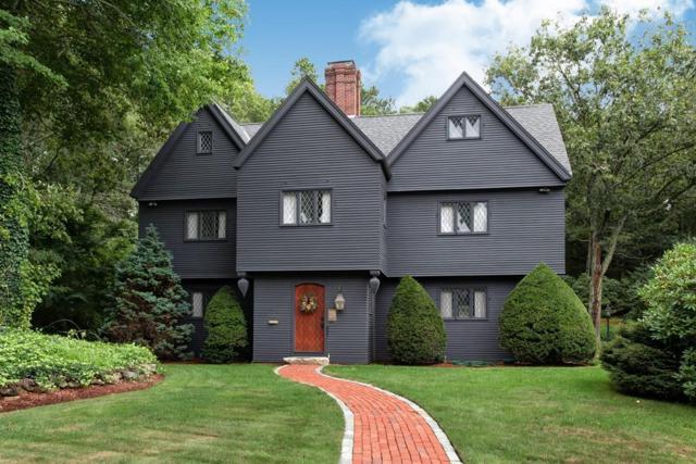 33 Tarragon, Sandwich, MA 02537 (MLS #72401912) :: Welchman Real Estate Group | Keller Williams Luxury International Division