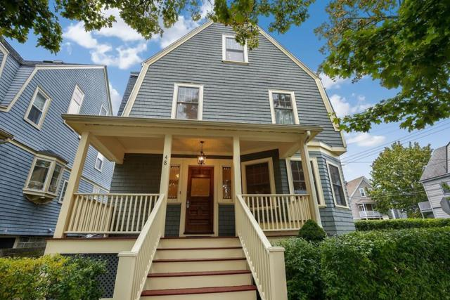 48 Rogers Ave, Somerville, MA 02144 (MLS #72401977) :: Local Property Shop