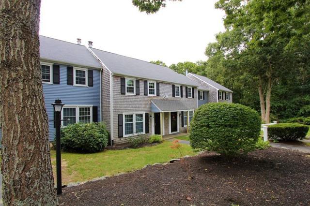 441 Buck Island Rd G3, Yarmouth, MA 02673 (MLS #72402101) :: Local Property Shop