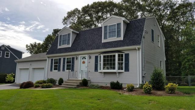 119 Leawood Ln., Attleboro, MA 02703 (MLS #72402268) :: The Muncey Group