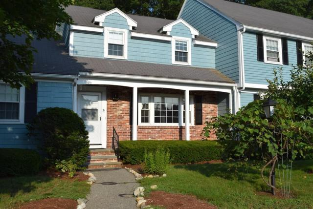 31 Drummer  Road #31, Acton, MA 01720 (MLS #72402319) :: The Goss Team at RE/MAX Properties