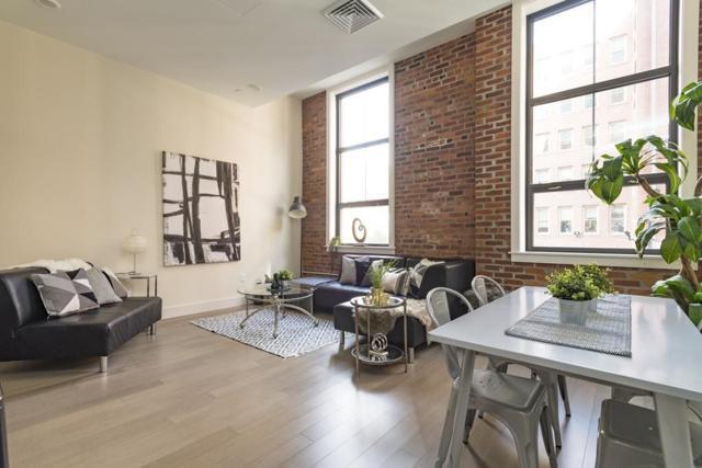 121 Portland Street #208, Boston, MA 02114 (MLS #72402628) :: Commonwealth Standard Realty Co.
