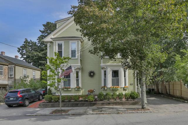 23 Bromfield Street #23, Newburyport, MA 01950 (MLS #72402939) :: ALANTE Real Estate