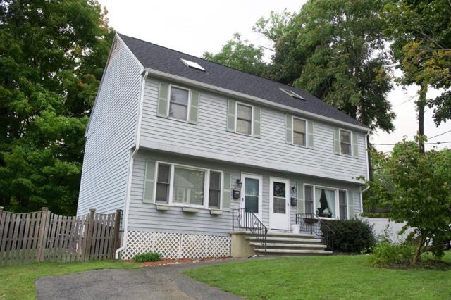 6 Buttonwoods Avenue #1, Haverhill, MA 01830 (MLS #72403119) :: Local Property Shop
