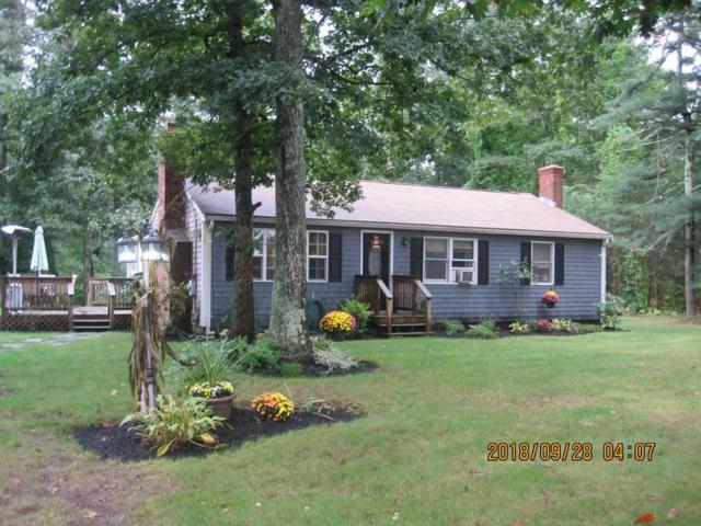 130 South Main Street, Carver, MA 02330 (MLS #72403168) :: ALANTE Real Estate