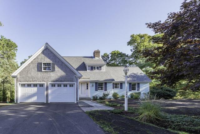 248 Round Cove, Chatham, MA 02633 (MLS #72403264) :: Vanguard Realty