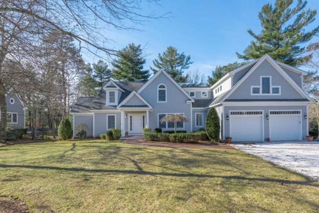 68 Eagle Drive, Mashpee, MA 02649 (MLS #72403317) :: The Muncey Group