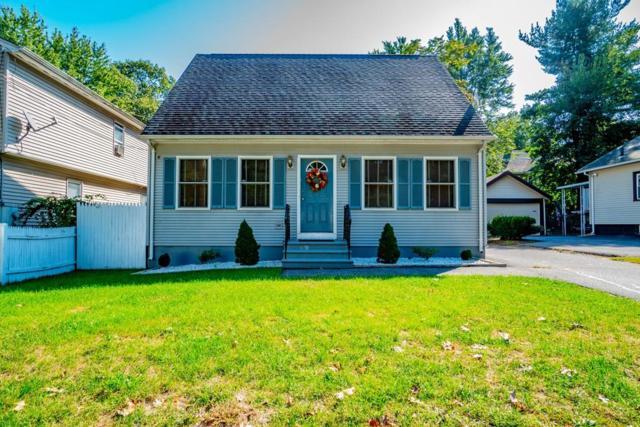 689 Bay St, Springfield, MA 01109 (MLS #72403551) :: Local Property Shop