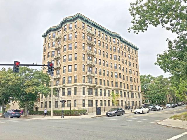 1180 Beacon St 1D, Brookline, MA 02446 (MLS #72403660) :: Local Property Shop
