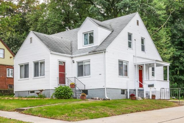 60 Thornfell Street., Springfield, MA 01104 (MLS #72403682) :: Anytime Realty