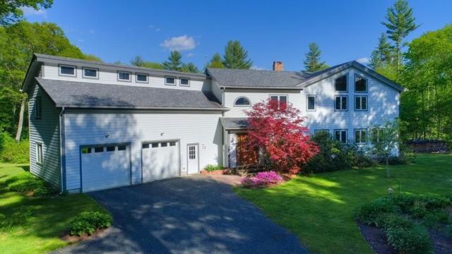 294 West Pelham Road, Shutesbury, MA 01072 (MLS #72403767) :: NRG Real Estate Services, Inc.