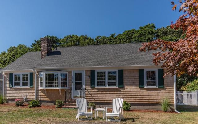 141 Indian Pond Rd, Dennis, MA 02670 (MLS #72403799) :: Local Property Shop