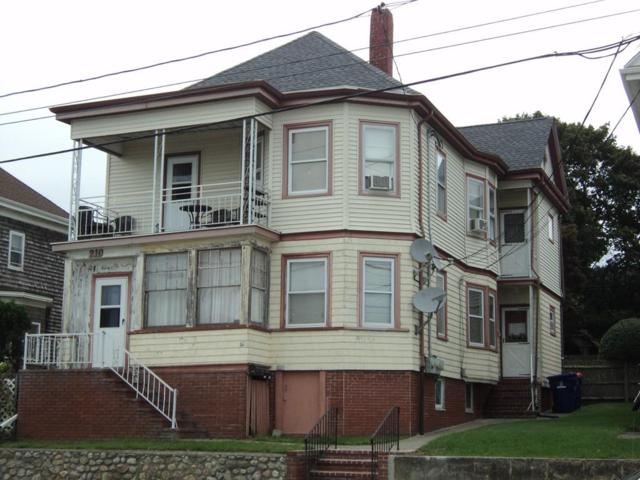 210 West Rodney French Blvd, New Bedford, MA 02744 (MLS #72404340) :: ALANTE Real Estate