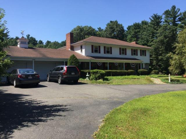 156 Main St, Hanover, MA 02339 (MLS #72404542) :: Keller Williams Realty Showcase Properties
