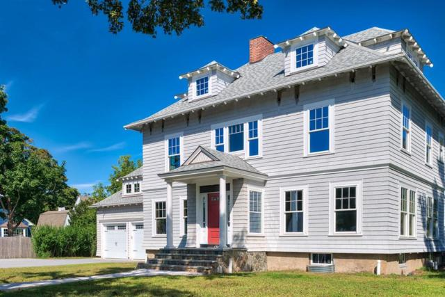 8 Clifton Avenue, Marblehead, MA 01945 (MLS #72404667) :: Vanguard Realty