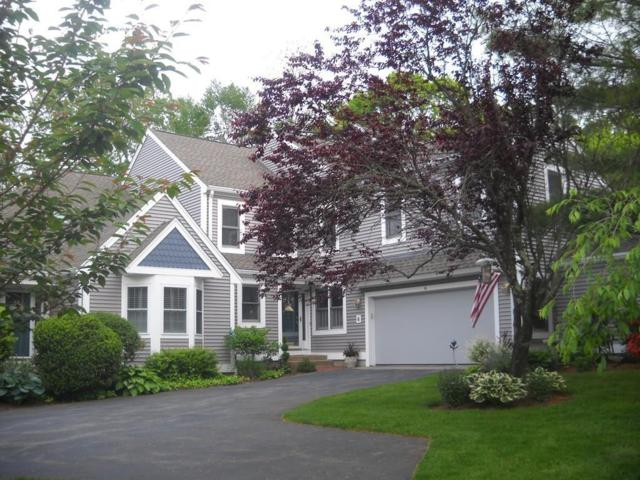 6 Hidden Bay Dr #6, Dartmouth, MA 02748 (MLS #72404711) :: Anytime Realty