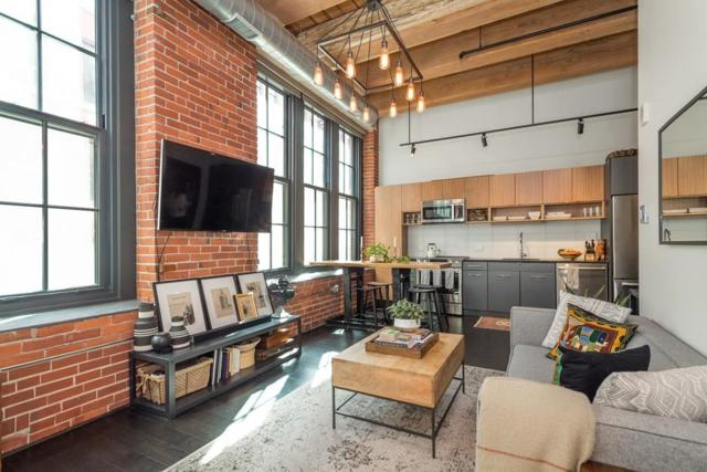 319 A St #204, Boston, MA 02210 (MLS #72404759) :: Driggin Realty Group