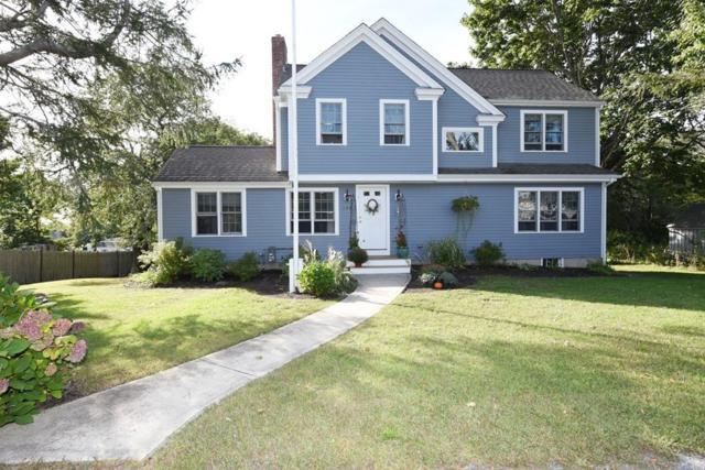 132 Saginaw Ave., Marshfield, MA 02050 (MLS #72404784) :: Vanguard Realty