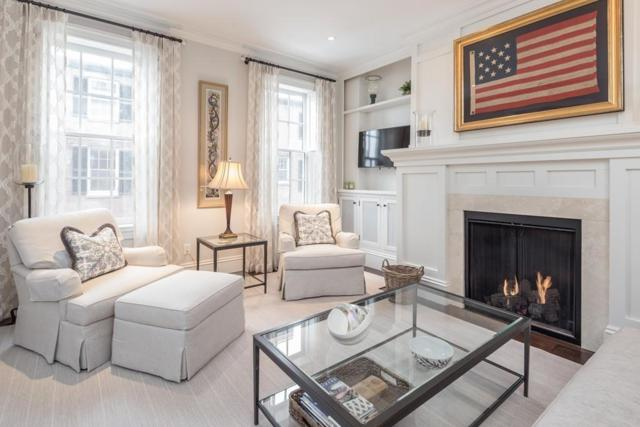12 Walnut St #3, Boston, MA 02108 (MLS #72405543) :: Charlesgate Realty Group
