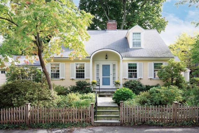 30 Irving St, Brookline, MA 02445 (MLS #72405756) :: Vanguard Realty