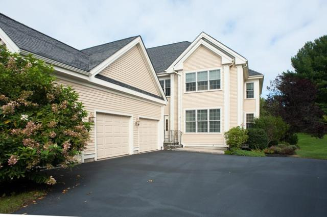 17 Eagle Dr #17, Sutton, MA 01590 (MLS #72405902) :: Hergenrother Realty Group