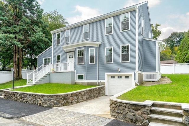 4 Wall Street, Arlington, MA 02476 (MLS #72405982) :: Vanguard Realty