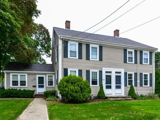 26-28 Oliver Street, Easton, MA 02356 (MLS #72406471) :: Anytime Realty