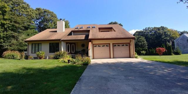 2 Mayflower Cir, Dartmouth, MA 02747 (MLS #72406618) :: Local Property Shop