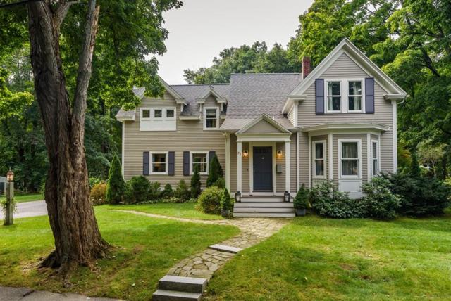 93 Pine Street, Andover, MA 01810 (MLS #72406657) :: The Goss Team at RE/MAX Properties