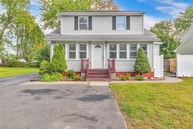 21 Wachusett St, Springfield, MA 01118 (MLS #72406658) :: Local Property Shop