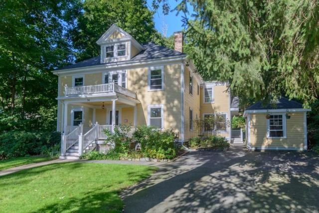 34 Seaward Rd, Wellesley, MA 02481 (MLS #72406680) :: Apple Country Team of Keller Williams Realty