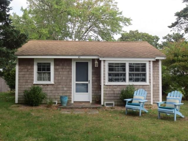 248 Old Wharf Road E-1, Dennis, MA 02639 (MLS #72406682) :: Trust Realty One