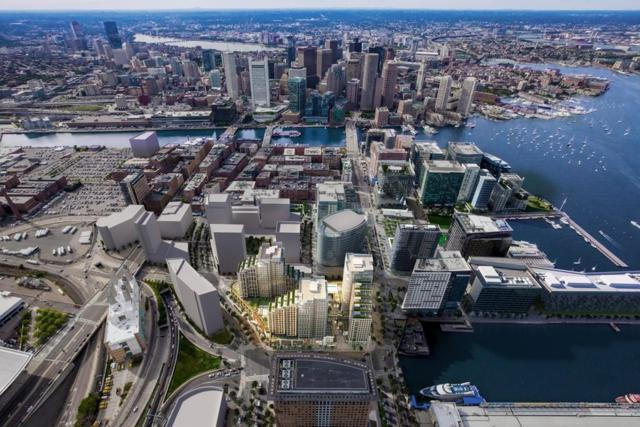 133 Seaport Boulevard #1717, Boston, MA 02210 (MLS #72407220) :: Driggin Realty Group