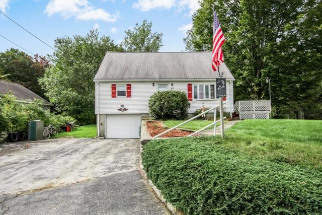 32 Ash Street, Webster, MA 01570 (MLS #72407295) :: Anytime Realty