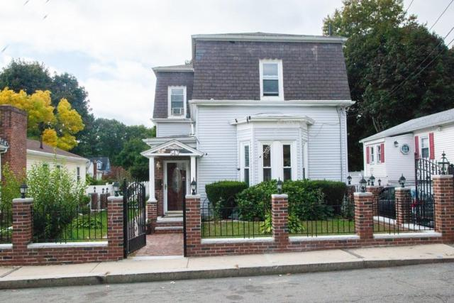 543 Beech St, Boston, MA 02131 (MLS #72407343) :: Anytime Realty