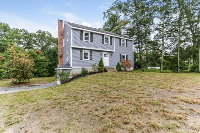 3 Amy Ln, Plymouth, MA 02360 (MLS #72407392) :: Anytime Realty