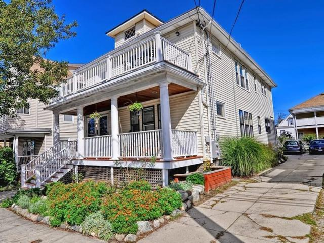43 Curtis Avenue #43, Somerville, MA 02144 (MLS #72407438) :: Westcott Properties