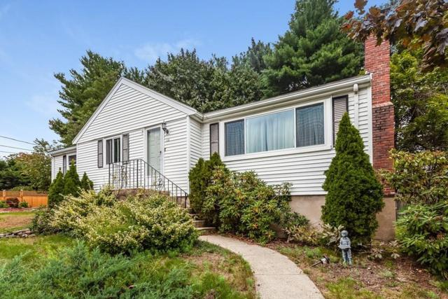 116 Woodbine Circle, Needham, MA 02494 (MLS #72407455) :: Welchman Real Estate Group | Keller Williams Luxury International Division