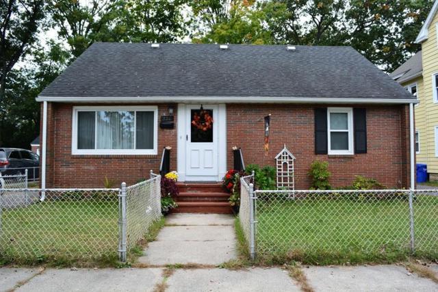 130 Draper Street, Springfield, MA 01108 (MLS #72407667) :: Welchman Real Estate Group | Keller Williams Luxury International Division