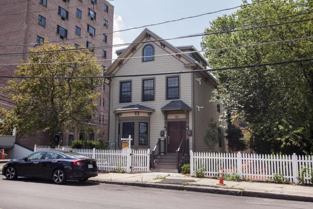 102 Beacon St, Somerville, MA 02143 (MLS #72407690) :: Goodrich Residential