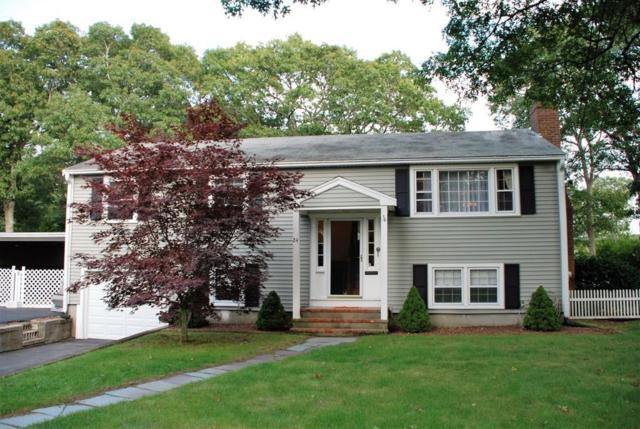 24 Raymond Ave, Yarmouth, MA 02664 (MLS #72407720) :: ALANTE Real Estate